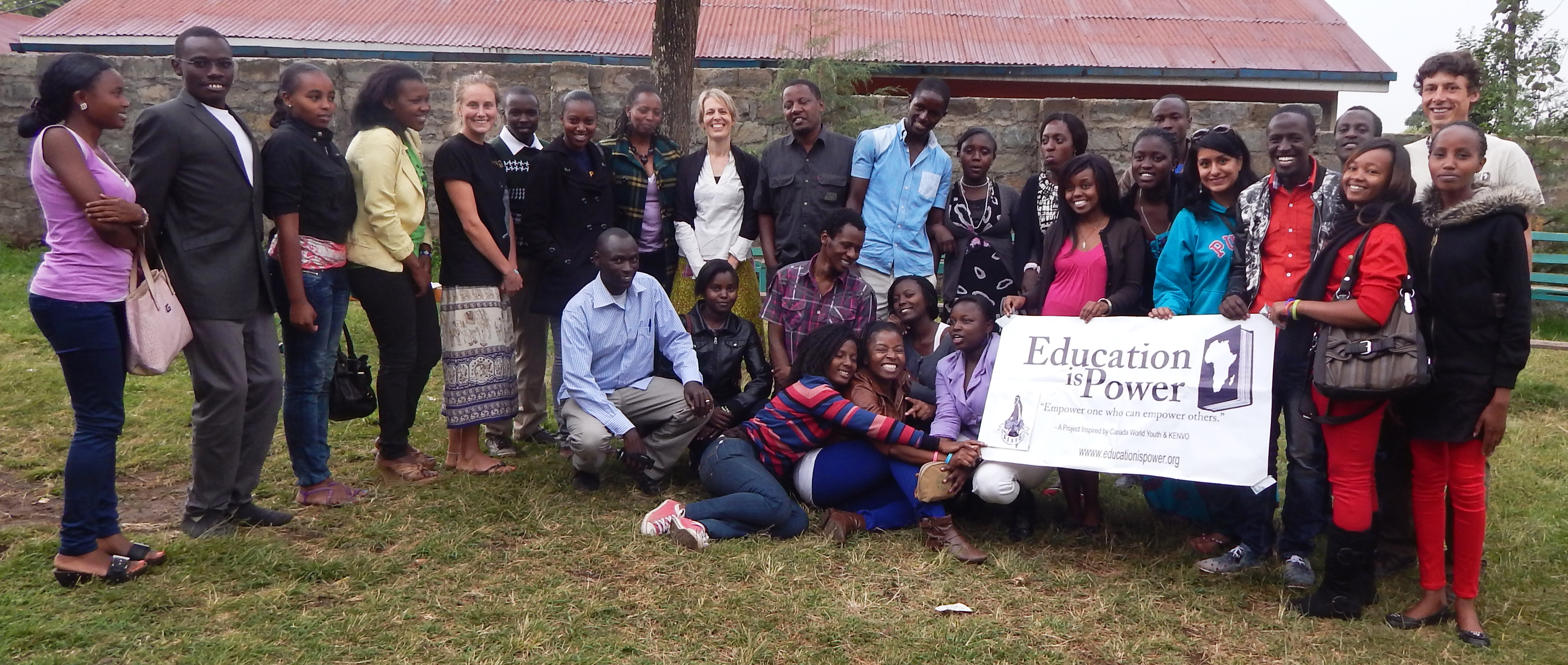EIP Fundraiser, Kijabe Kenya - Feb 9, 2014