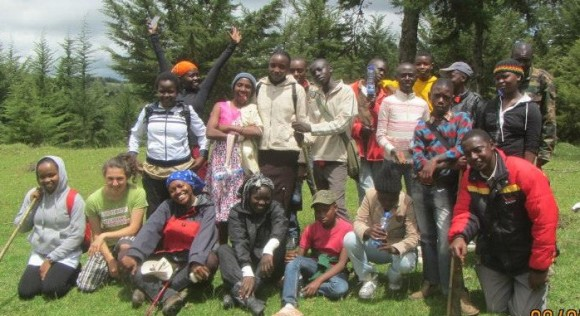 Kimende area Students