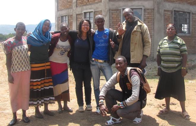Laikipia Empowerment week partial group shot