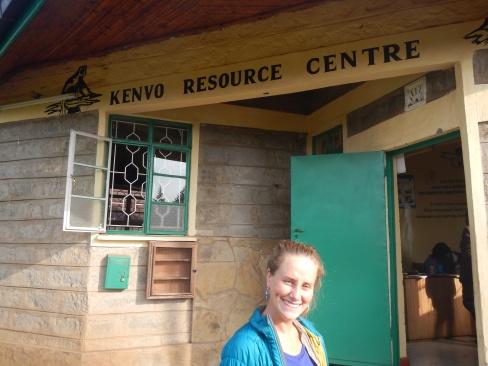robyn at KENVO